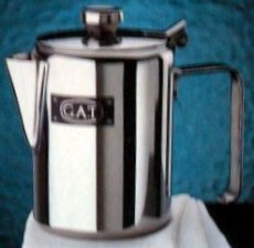 KOFFIEPOT BREAKFAST 80CL INOX